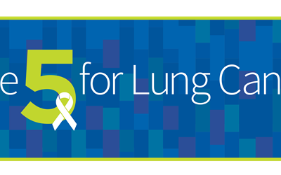 Take 5 for Lung Cancer