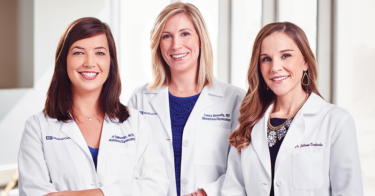 Womens Health and Menopause at Missouri Baptist Medical Center
